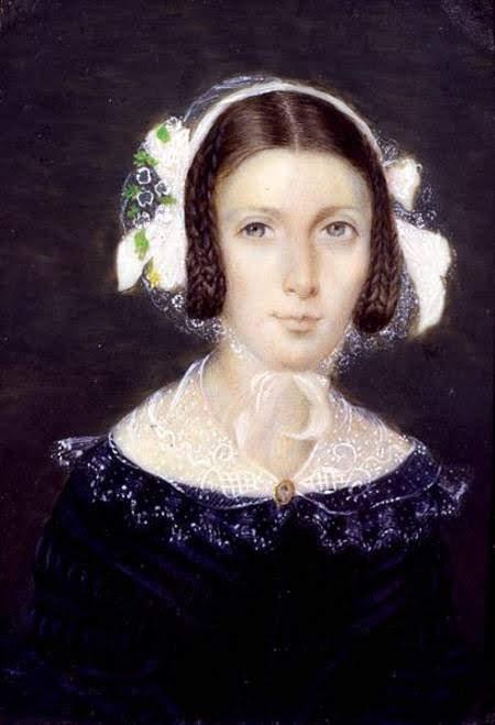 ファニー・ブローンの肖像