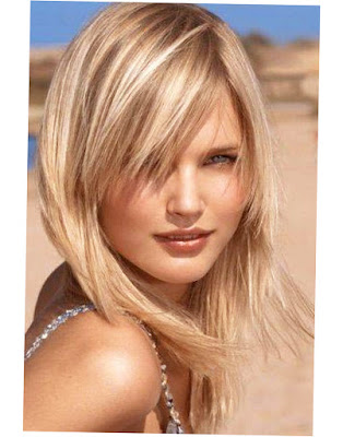 Best Long Hairstyles For Round Faces Over 40 2016