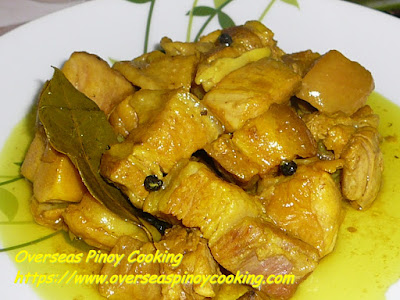 Adobong Dilaw