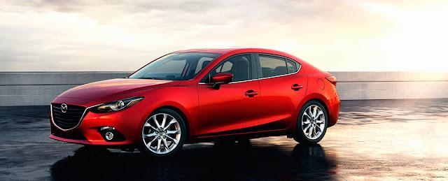 Sedán Mazda 3