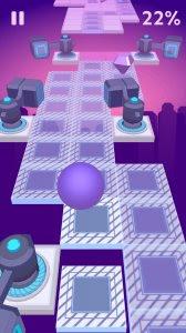 صورة من داخل لعبة Rolling Sky 1.4.8.1