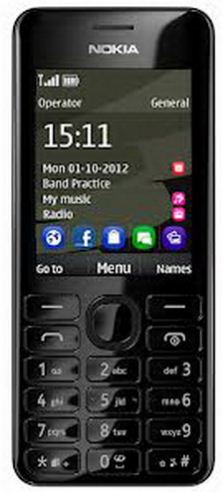 Nokia 206 RM-872 flashing and file download