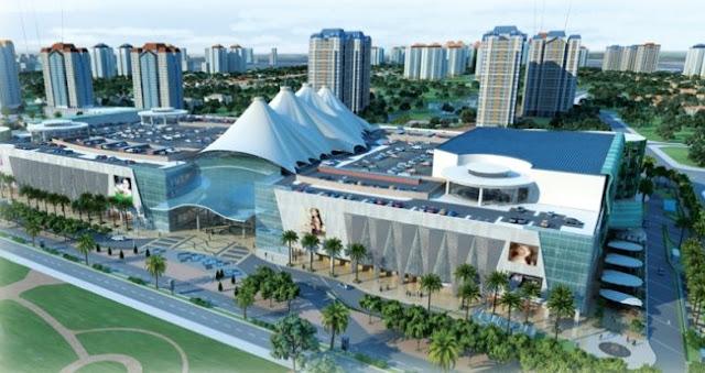 Lotte Mall Võ Chí Công Ciputra Nam Thăng Long Tây Hồ