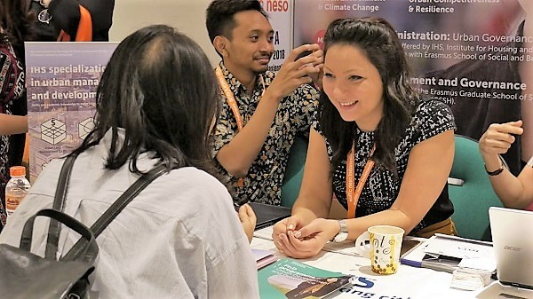 PhD Recruitment di Dutch Placement Day (DPD) di Perpustakaan Nasional RI, Jakarta, Jumat, 9 November 2018