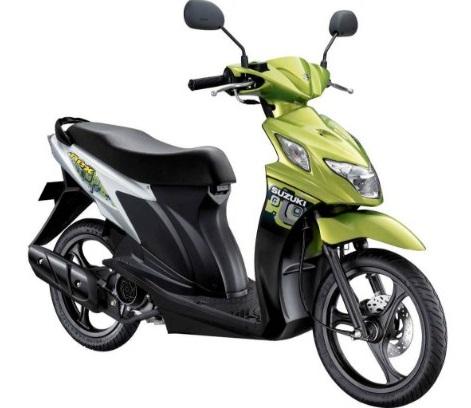 Harga dan Spesifikasi Suzuki nex fi
