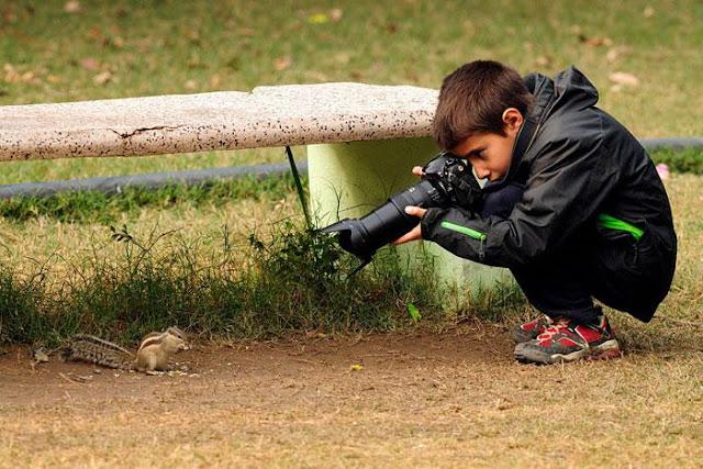 foto fotografer unik