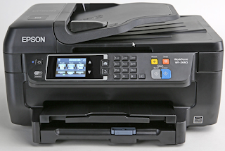 Epson Workforce WF 2660DWF Colour Multifunctional Printer Drivers Software - Firmware For Windows And Mac OS