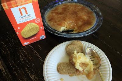 Caramel Apple Cheesecake Dip - easy, no-bake dessert #AppleWeek #sponsored