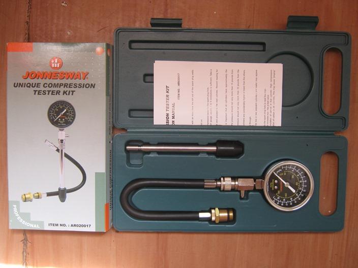 Фото №14 - ВАЗ 2110 разная компрессия в цилиндрах