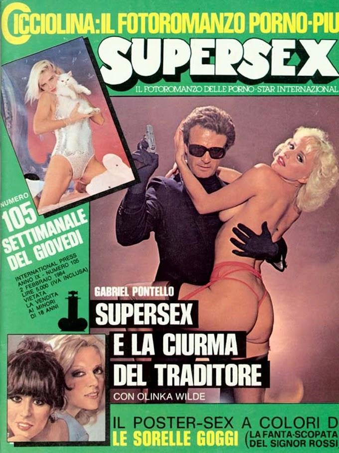 Supersex 105 SUPER SEX FOTONOVELA PORN 03