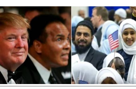 هذا ما سيفعله ' دونالد ترامب' بالمسلمين بعد أن أصبح رئيساً!! بعد أن أفصح عن كراهيته للإسلام!