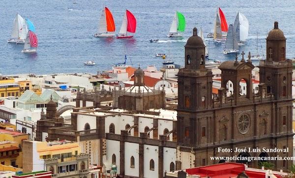 Salidas regata ARC 2016, Las Palmas de Gran Canaria