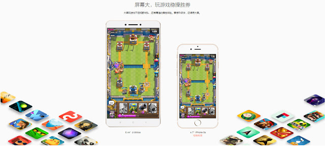 7 alasan kenapa Xiaomi Mi Max lebih unggul dari iPhone 6s