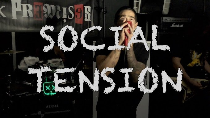 What are the main causes of social tension in society?