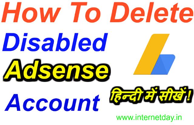 delete adsense account
