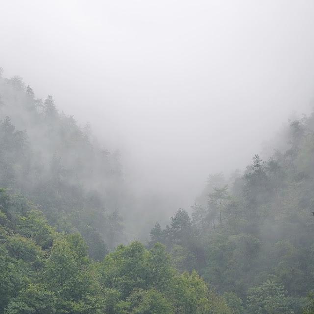 daqi mountains, tonglu