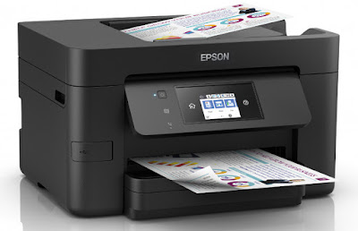 Epson Workforce Pro WF-4720DWF Driver Download