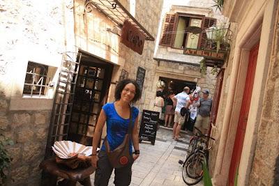 Trogir in Croatia