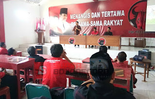 PDIP Bojonegoro Jaring Nama Bacabup Dan Bacagub Melalui Rakercab