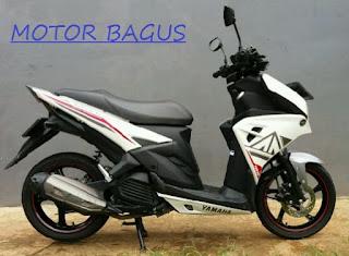 Harga pasaran motor Yamaha Aerox 125 bekas