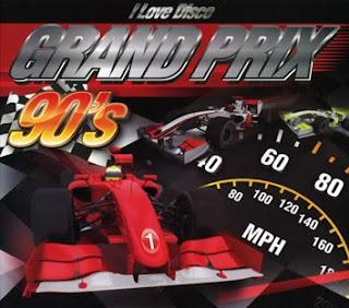 90s hits and mixes: I Love Disco - Grand Prix 90's (FLAC + MP3)