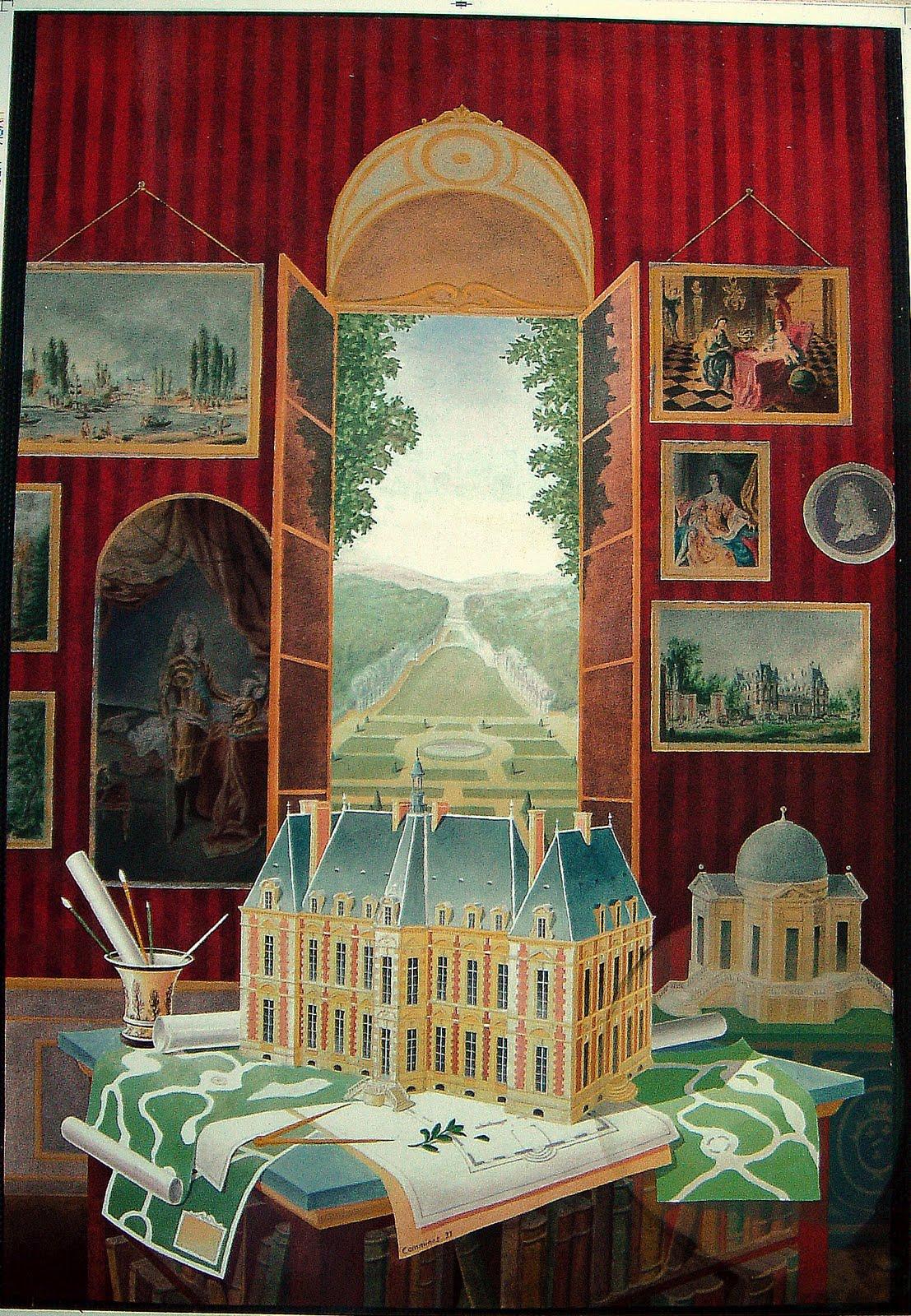 Laurent de Commines Peintre Dcorateur