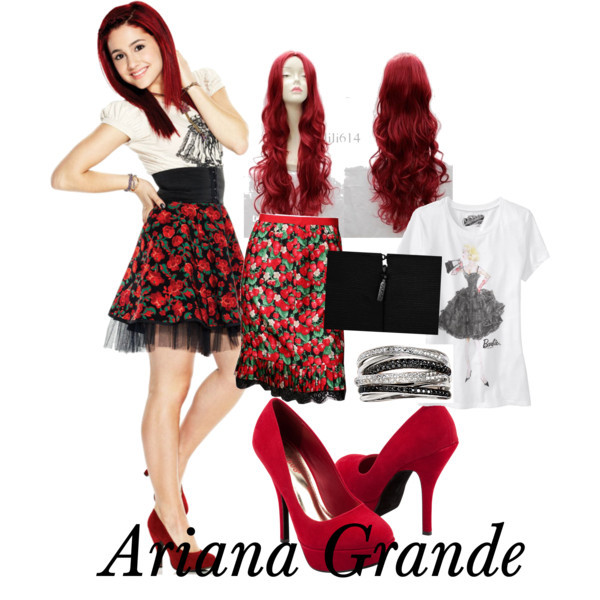 Style Me Up: Do it like Ariana (DIY): continuing   Ariana Grande Victorious Outfits