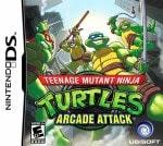 Teenage Mutant Ninja Turtles - Arcade Attack