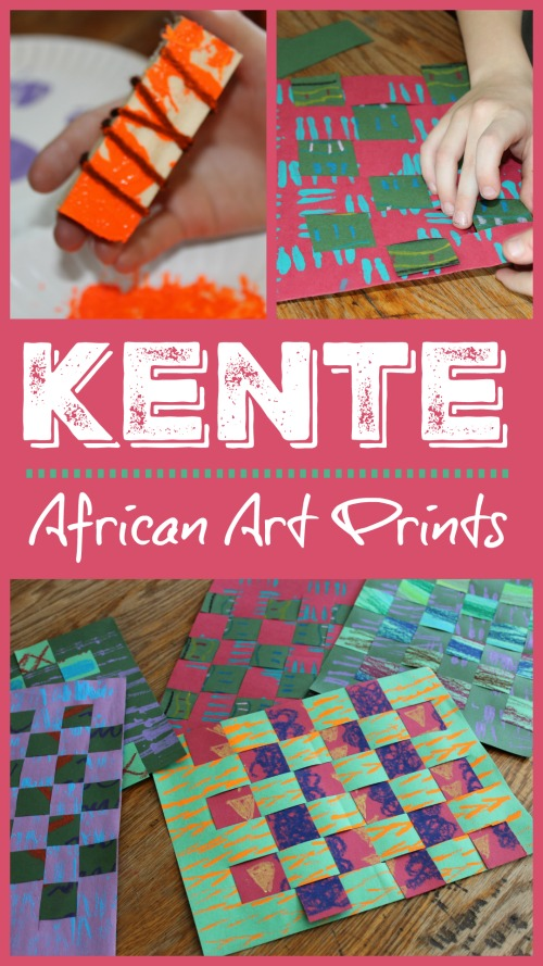 "Kente ""Cloth"": African Print Project"