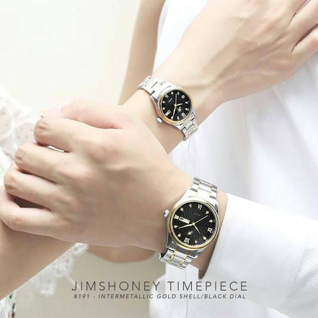 JIMSHONEY TIMEPIECE 8191 Couple