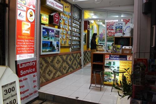 Travel Agent Ke Phuket