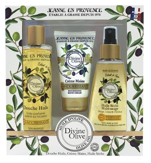 Estuches especial Navidad de Jeanne en Provence