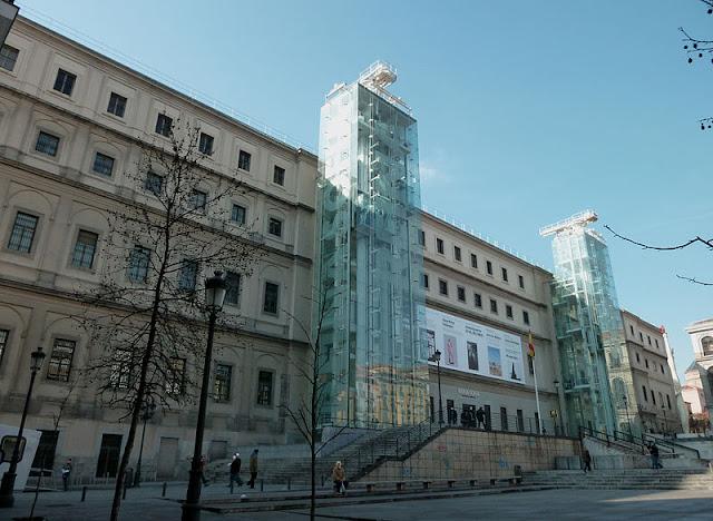 Museu Nacional Reina Sofia, Madri
