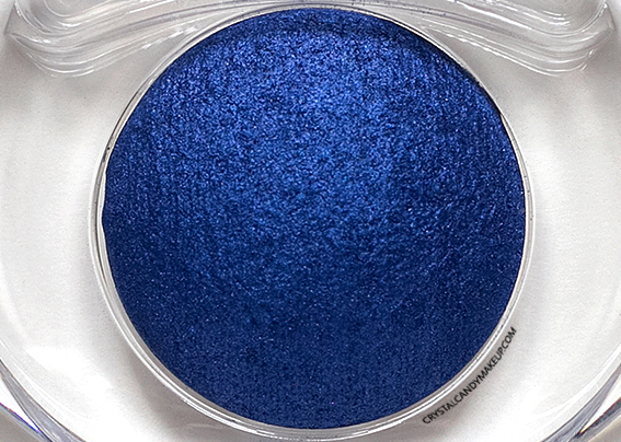 PUPA Milano Vamp! Wet & Dry Eyeshadows Review 305 Navy