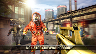 DEAD TRIGGER 2 Mod Apk v1.5.1 Zombie Shooter Data Ammo for android