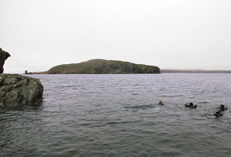 Big Island Bay Roberts Fergus Island