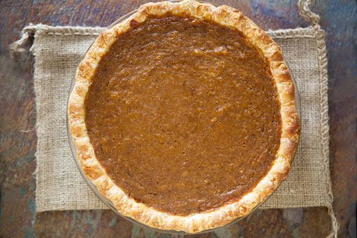 Perception in print guilty pleasures thanksgiving edition for Pumpkin pie with a twist