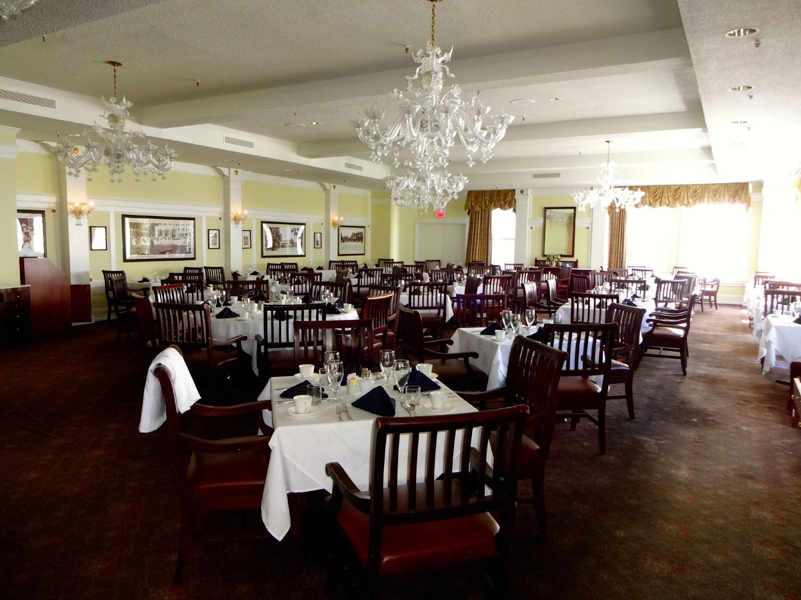 Carolina Dining Room Pinehurst