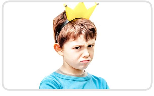 Síndrome Del Niño Emperador