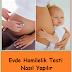 Evde Hamilelik Testi Nasıl Yapılır