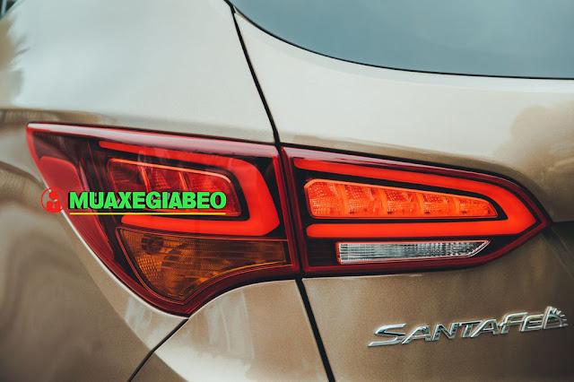 Giới thiệu Hyundai SantaFe 2.2L máy dầu phiên bản tiêu chuẩn 2WD ảnh 6