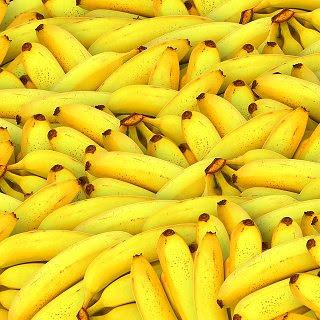 Banana mask maske muz skin face