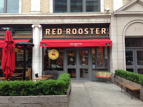 Exterior Red Rooster NYC