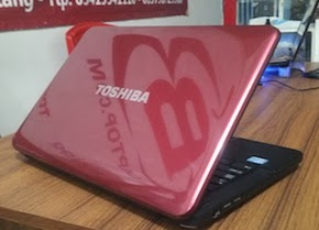 jual laptop 2nd toshiba c840