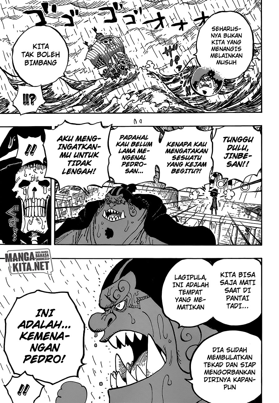 One Piece Chapter 879-3