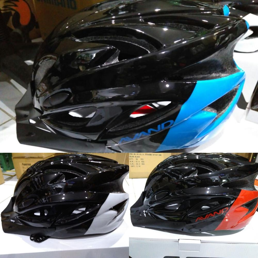 Toko Sepeda Online Majuroyal: Helm Sepeda, Protector
