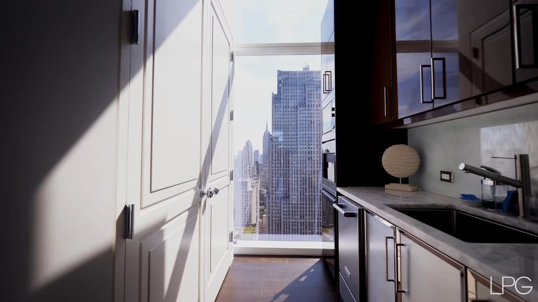 38 Interior Design Photos vs. 20 W 53rd St, New York, NY Luxury Penthouse Tour