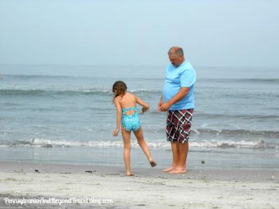 White Sandy Beaches - Stone Harbor in New Jersey