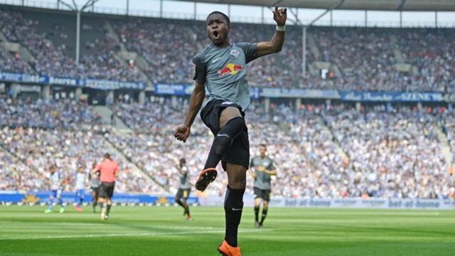 Ademola Lookman Leaves Europa  League-Bound RB LEIPZIG With Classic Statement
