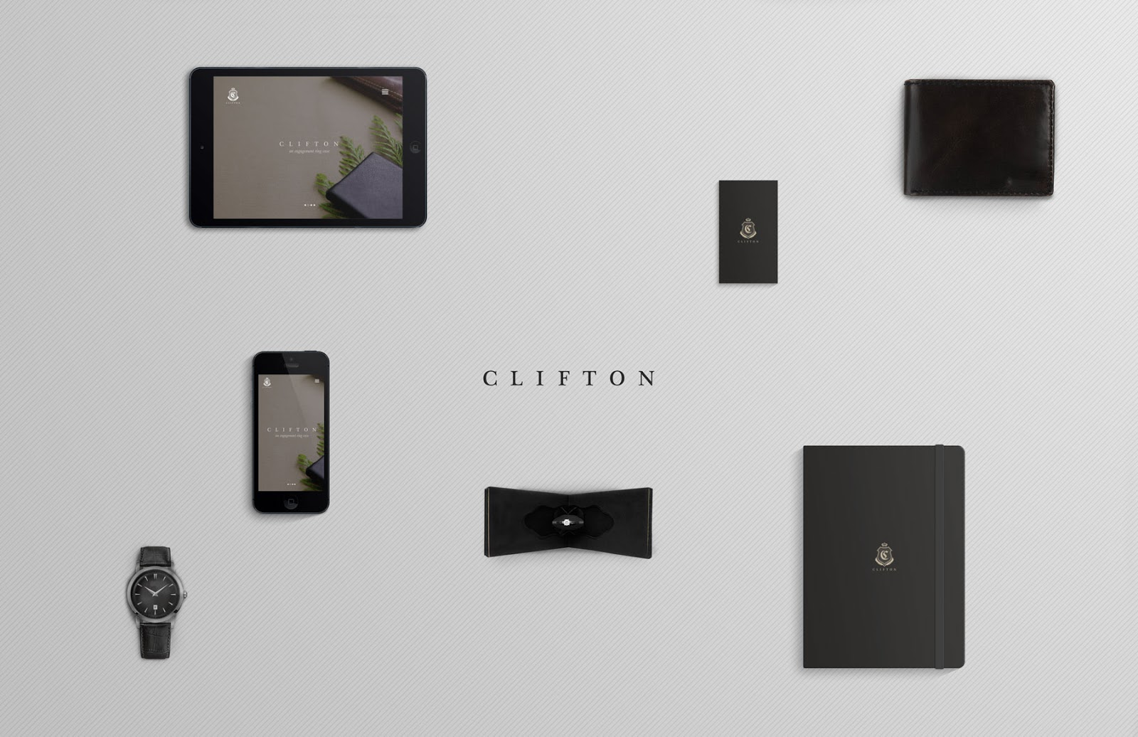 Clifton - An Engagement Ring Box on Packaging of the World ...